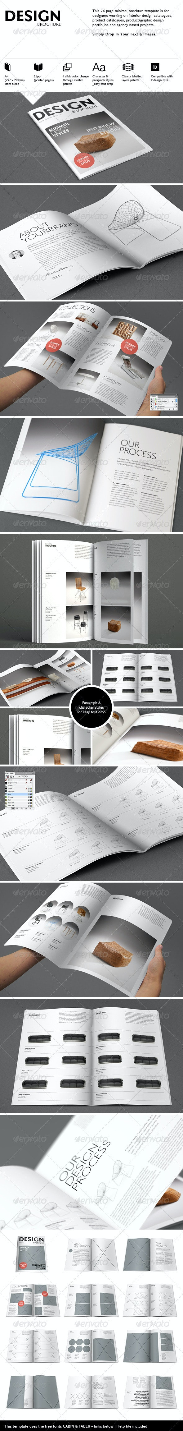 Interiors Brochure - Catalogs Brochures