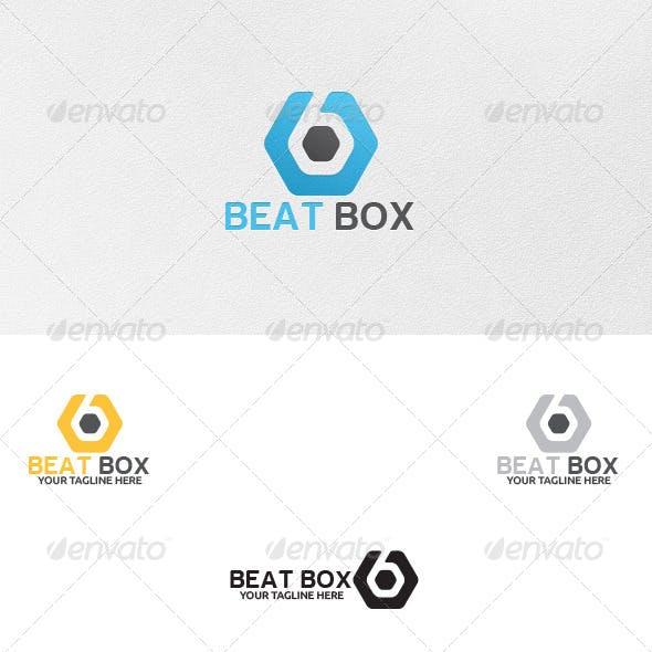 Beat Box - Logo Template