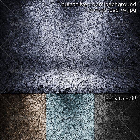 Quicksilver Room Background