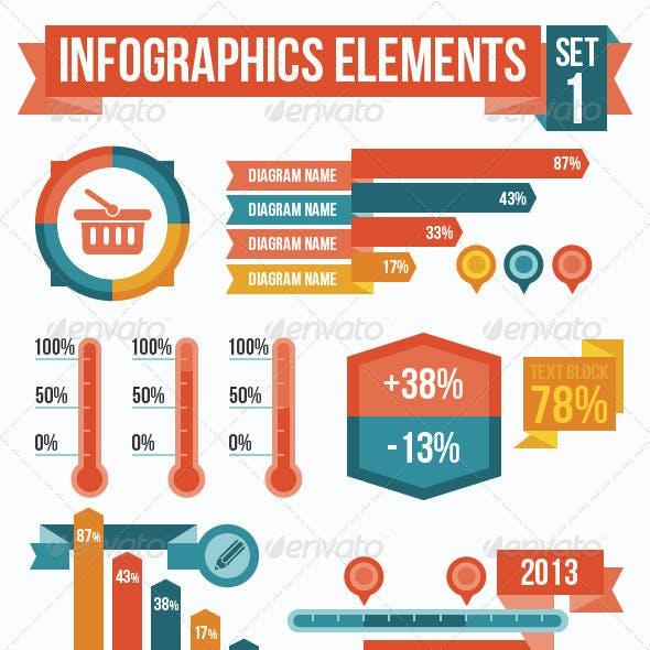 Infographic Elements - Set 1
