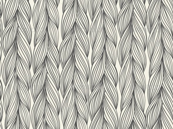 e761f83eb Seamless Pattern Imitation with Braids - Patterns Decorative