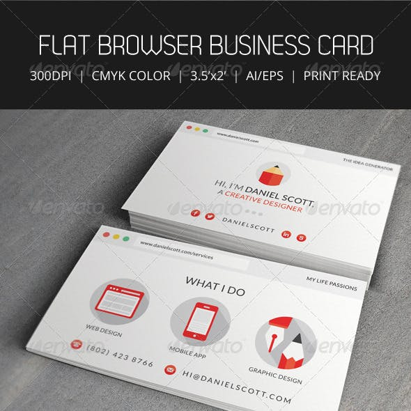 Cool Creative Business Card Templates Designs