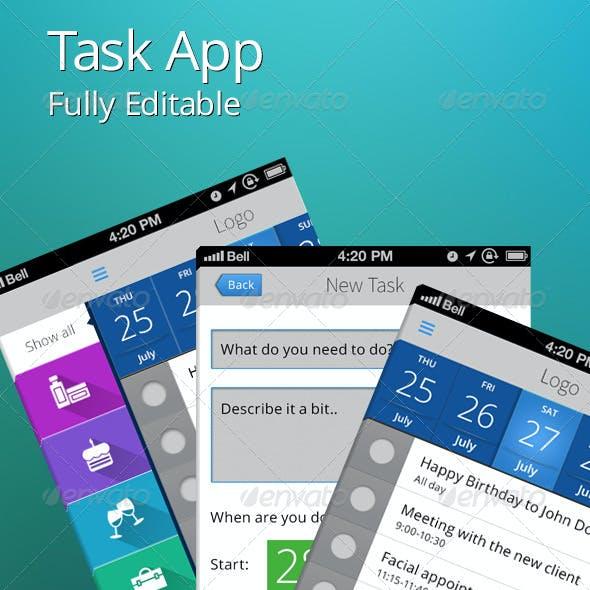 Task App Gui
