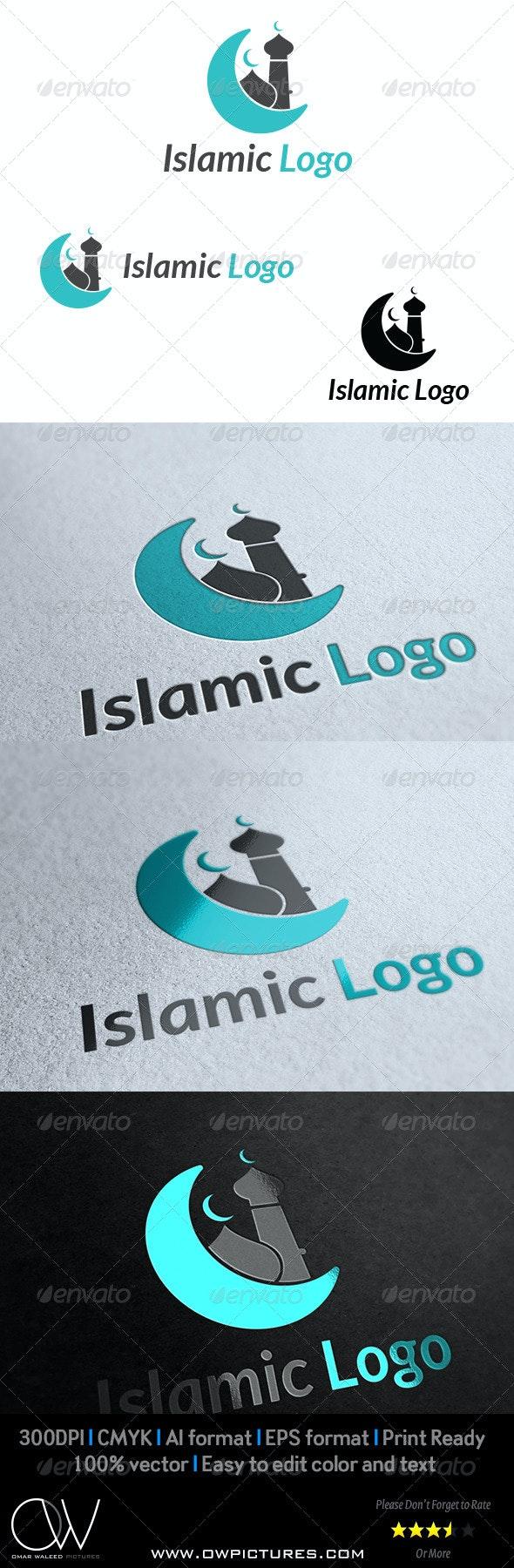 Islamic Logo - Logo Templates