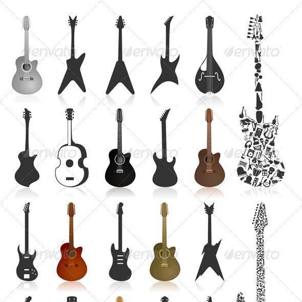Guitar icon2