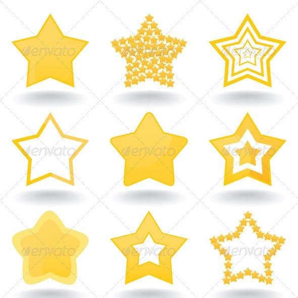 Icon a star
