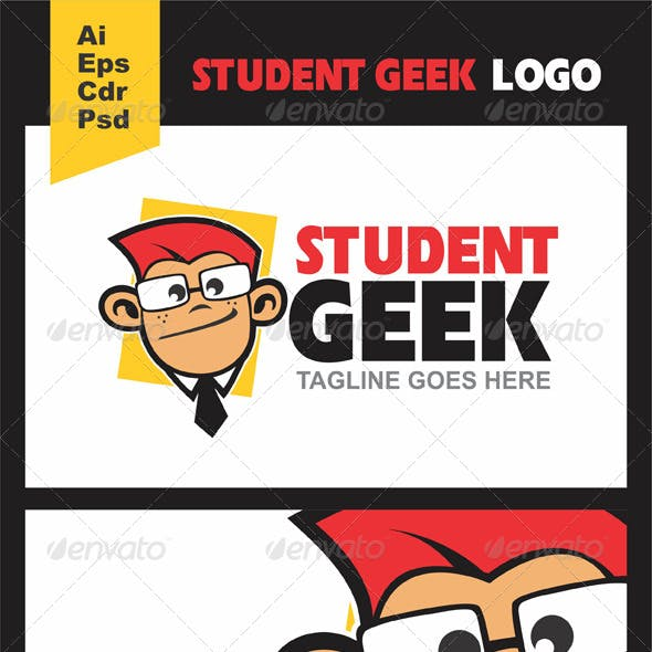 Student Geek Logo