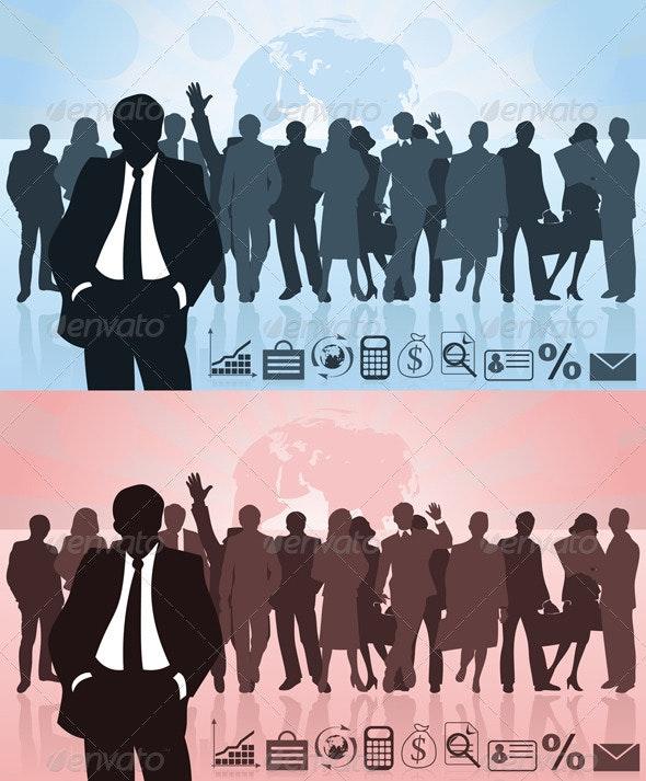 Businessman5 - Concepts Business