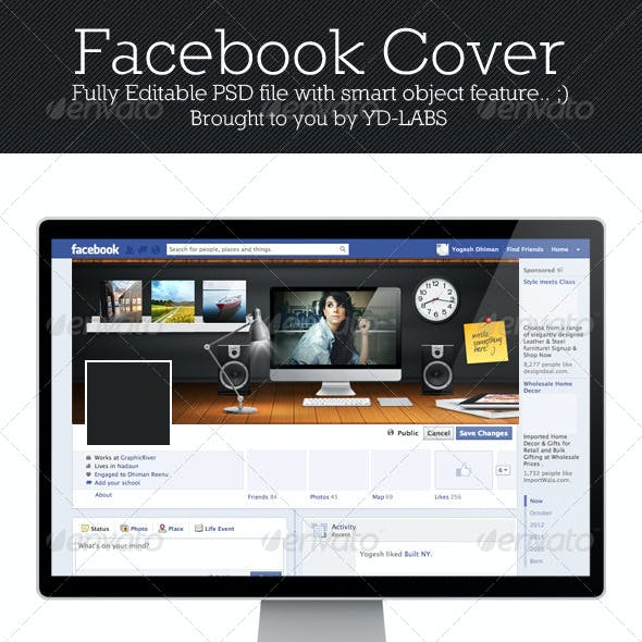 FB Room Cover