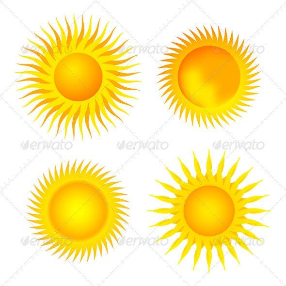 Sun Collection - Seasons Nature