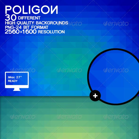 Poligon Backgrounds