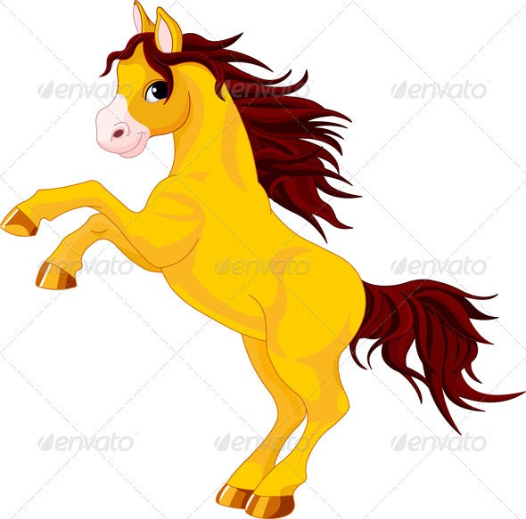 Horse - Animals Characters