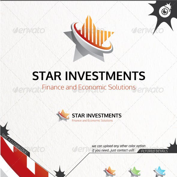 Download Star Investments Logo