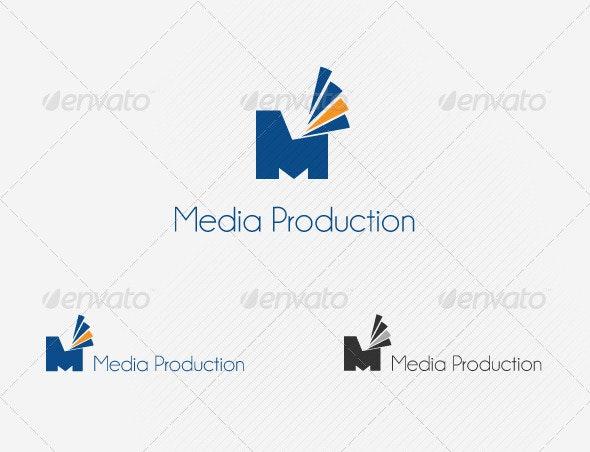 Media Logo-01 - Letters Logo Templates