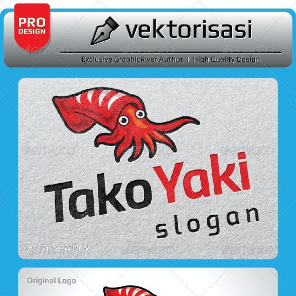 TakoYaki Logo