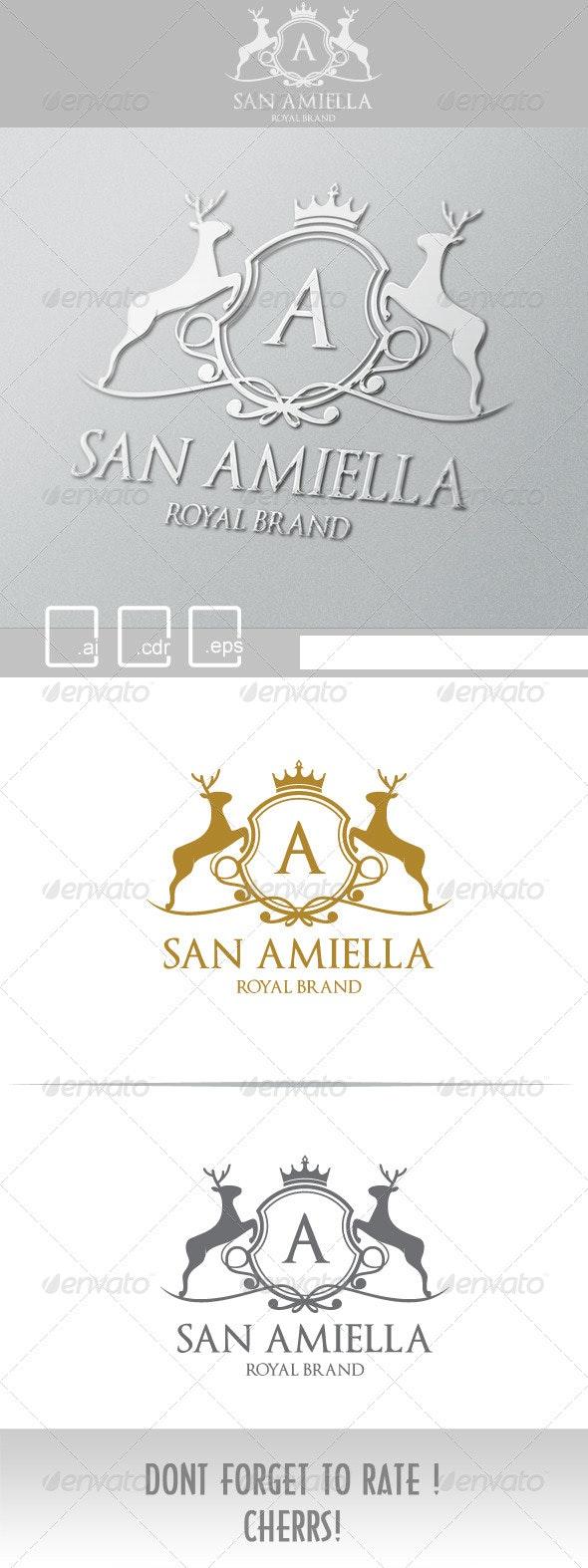 Royal Crest Logo - Crests Logo Templates