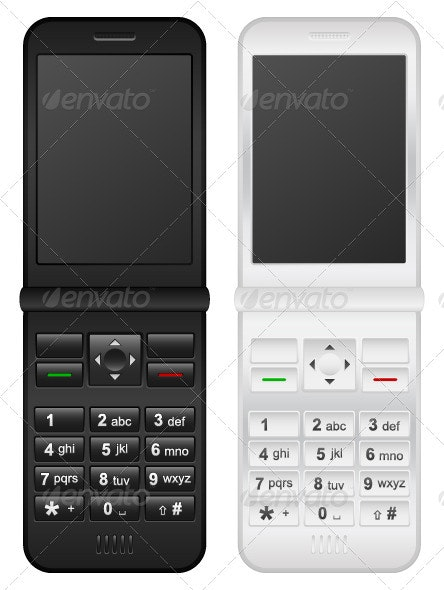 Mobile Phone - Communications Technology