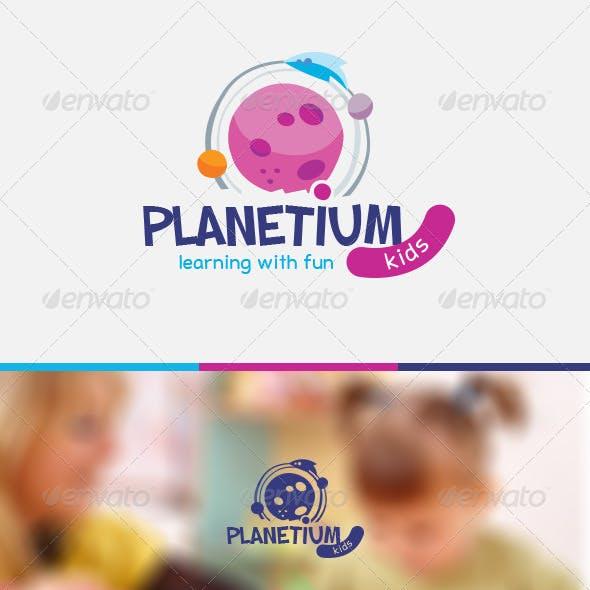 Logo Planetium, Kids & Children