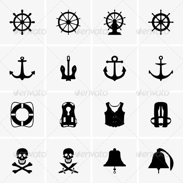 Anchors and Wheels