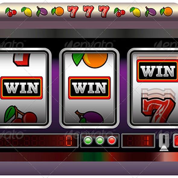 Slot Machine Symbols Graphics, Designs & Templates