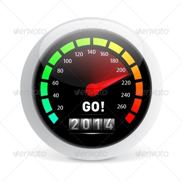 Odometer Graphics, Designs & Templates from GraphicRiver