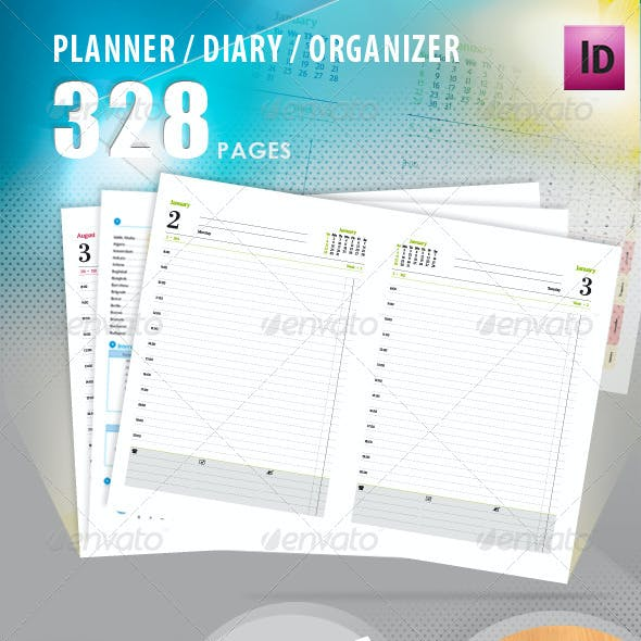 Planner, Diary, Organizer