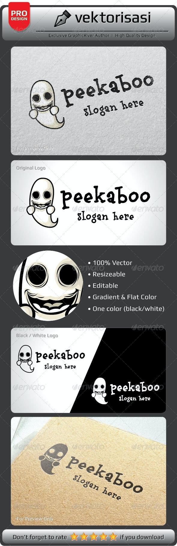 Peekaboo Logo