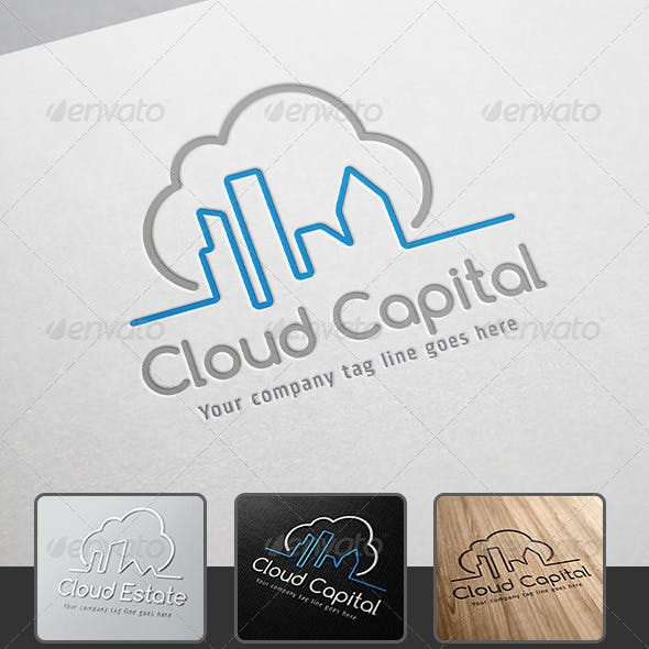 Cloud Capital Logo