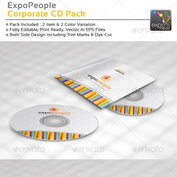 ExpoPeople Corporate CD Package