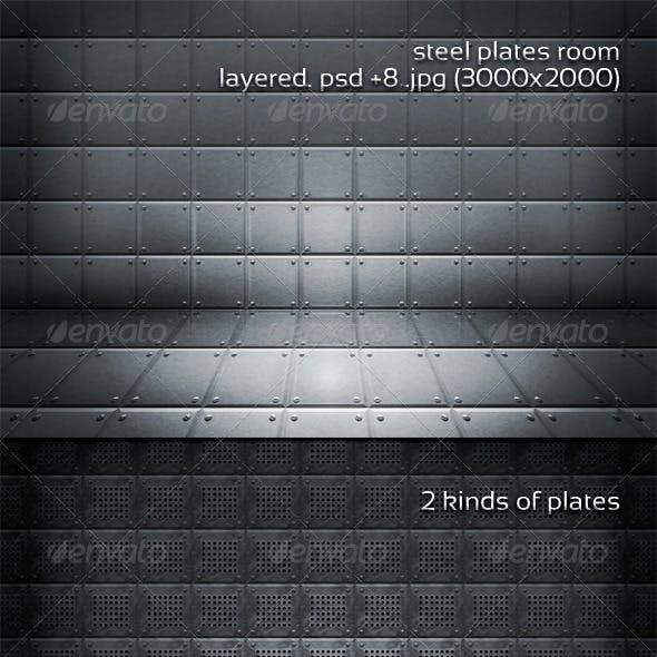 Steel Plates Room
