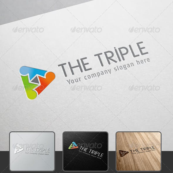 The Triple Logo