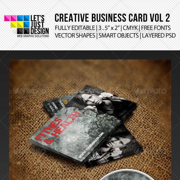 Creative Business Card Vol 2