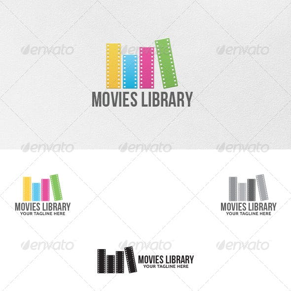 Movies Library - Logo Template