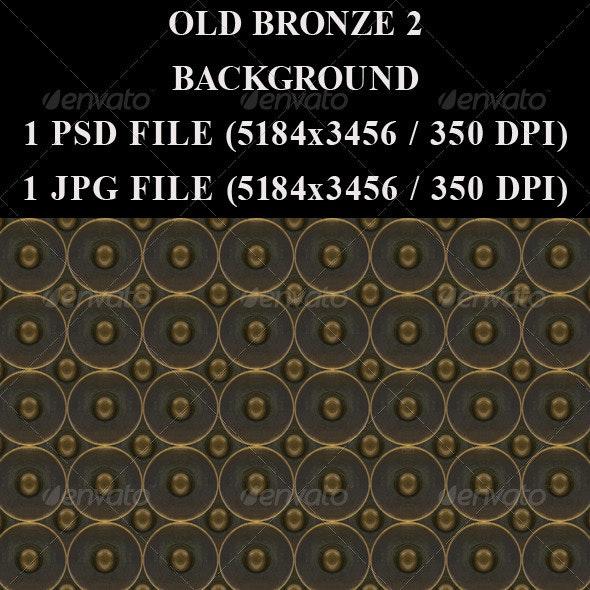 Old Bronze 2 Background - Metal Textures