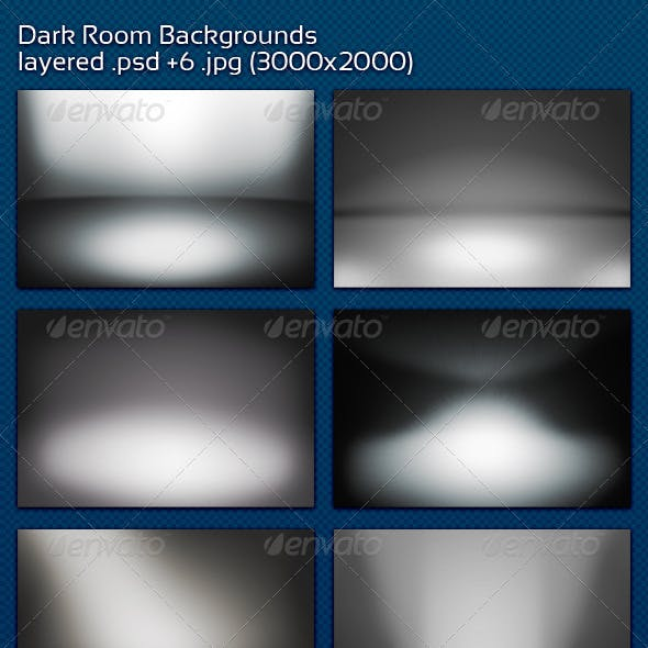 Dark Room Backgrounds