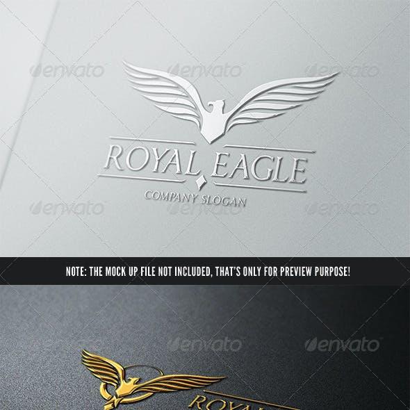 Royal Eagle Logo II