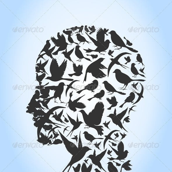 Bird a Head