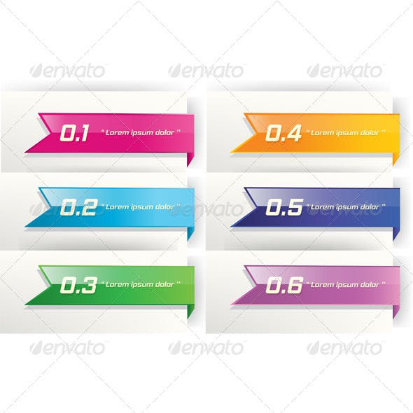 Colorful Ribbon Promotional Product Ribbon
