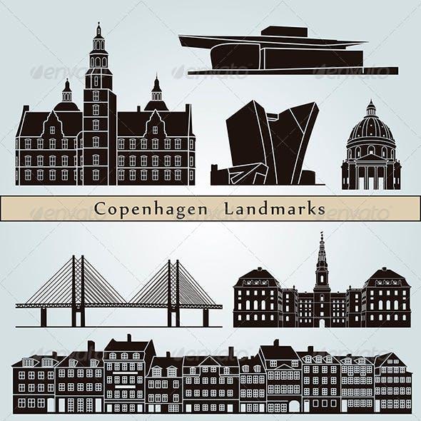 Copenhagen Landmarks and Monuments