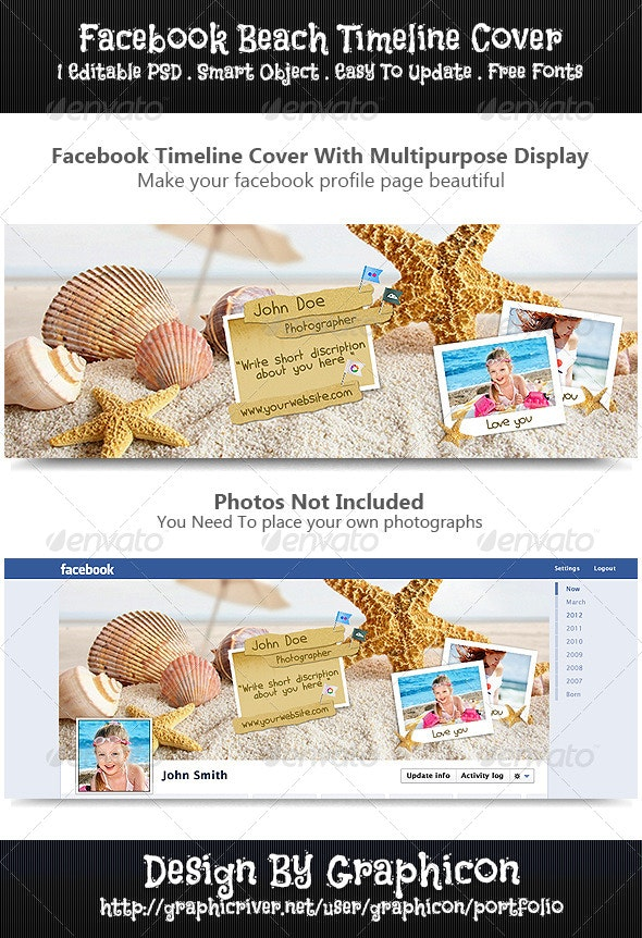 Facebook Beach Timeline Cover - Facebook Timeline Covers Social Media