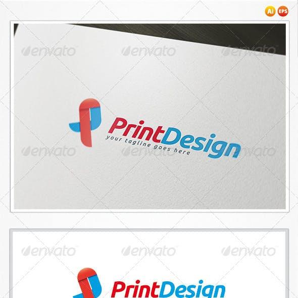Download Print Design Logo