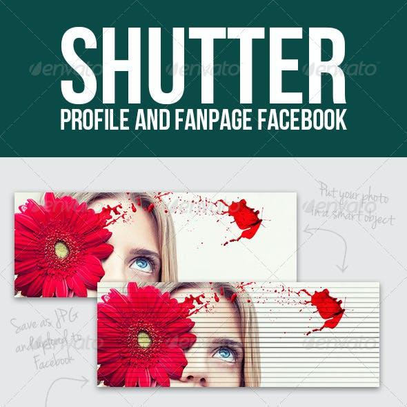 Shutter Facebook Cover