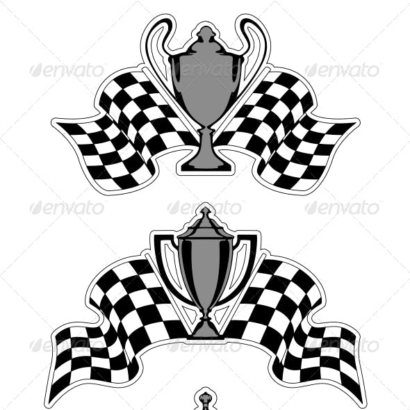 Racing Sport Awards and Trophies