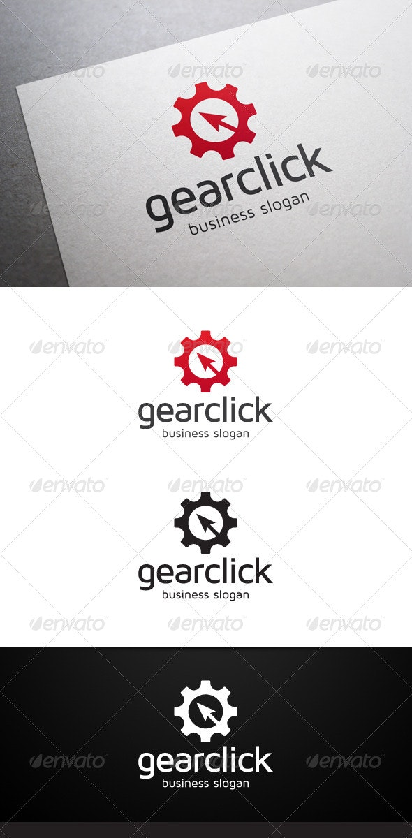 Gear Click Logo