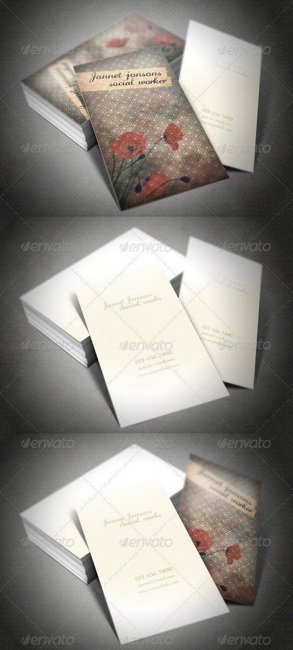 Chinise Paper  design Business Card - Creative Business Cards