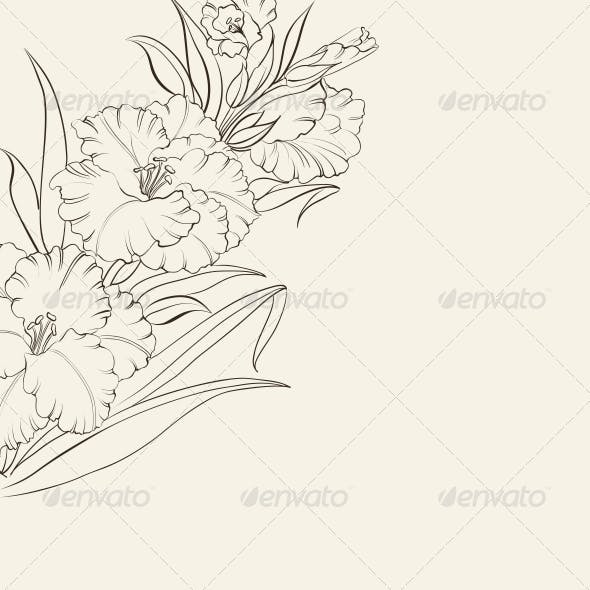 Download Fresh Iris Flowers.