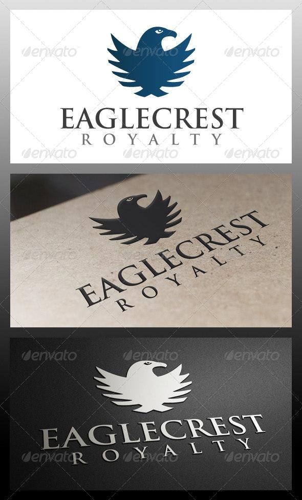 Eagle Crest Logo Template
