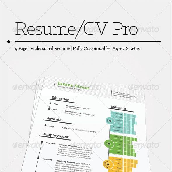 Resume/CV Pro