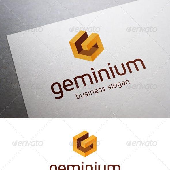 Geminium G Letter Logo