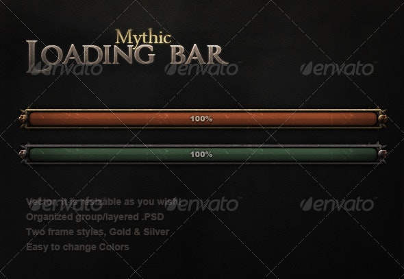 Mythic Loading - Miscellaneous Graphics